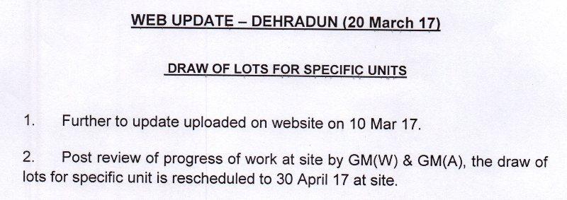 Afnhb Dehradun Ph Ii Prem Nagar Project